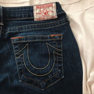 True Religion Women's Perfect Skinny Jeans